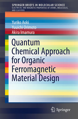 Aoki, Yuriko - Quantum Chemical Approach for Organic Ferromagnetic Material Design, e-kirja
