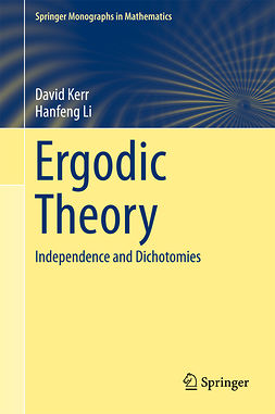 Kerr, David - Ergodic Theory, ebook