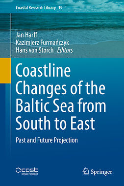 Furmańczyk, Kazimierz - Coastline Changes of the Baltic Sea from South to East, e-bok