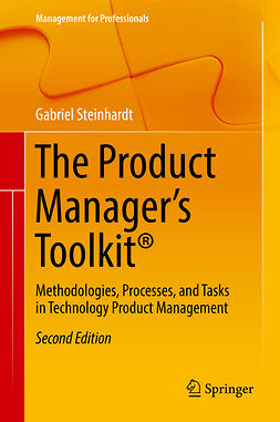Steinhardt, Gabriel - The Product Manager's Toolkit®, ebook