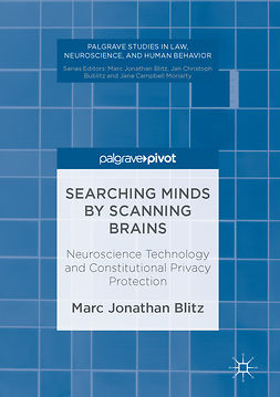 Blitz, Marc Jonathan - Searching Minds by Scanning Brains, e-kirja