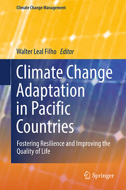 Filho, Walter Leal - Climate Change Adaptation in Pacific Countries, e-bok