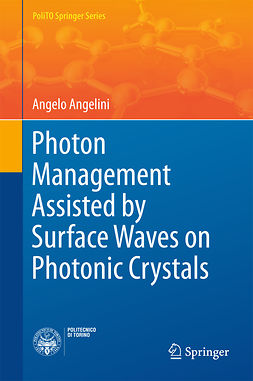 Angelini, Angelo - Photon Management Assisted by Surface Waves on Photonic Crystals, e-bok