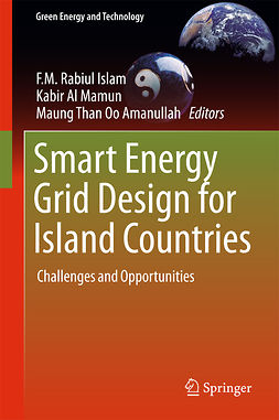Amanullah, Maung Than Oo - Smart Energy Grid Design for Island Countries, ebook