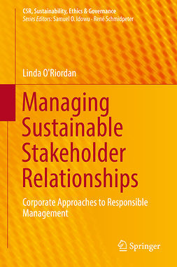 O'Riordan, Linda - Managing Sustainable Stakeholder Relationships, ebook