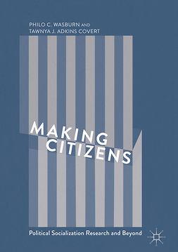 Covert, Tawnya J. Adkins - Making Citizens, ebook