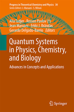 Brändas, Erkki J. - Quantum Systems in Physics, Chemistry, and Biology, ebook