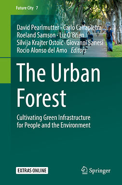 Amo, Rocío Alonso del - The Urban Forest, e-kirja