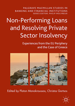 Gortsos, Christos - Non-Performing Loans and Resolving Private Sector Insolvency, e-kirja