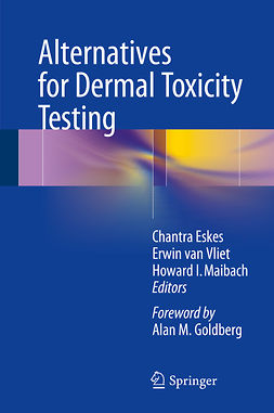 Eskes, Chantra - Alternatives for Dermal Toxicity Testing, ebook