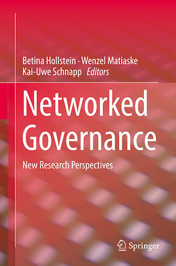 Hollstein, Betina - Networked Governance, ebook