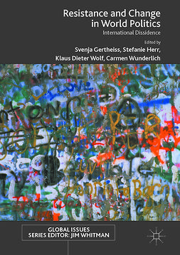 Gertheiss, Svenja - Resistance and Change in World Politics, e-bok