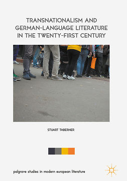 Taberner, Stuart - Transnationalism and German-Language Literature in the Twenty-First Century, e-bok
