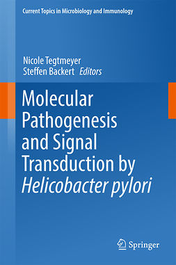 Backert, Steffen - Molecular Pathogenesis and Signal Transduction by Helicobacter pylori, ebook