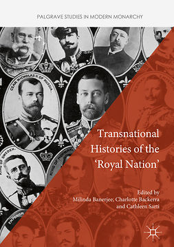Backerra, Charlotte - Transnational Histories of the 'Royal Nation', e-bok