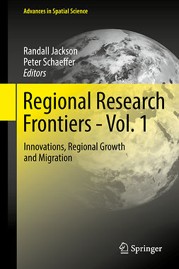 Jackson, Randall - Regional Research Frontiers - Vol. 1, e-bok