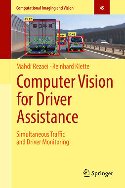 Klette, Reinhard - Computer Vision for Driver Assistance, ebook