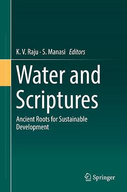 Manasi, S. - Water and Scriptures, ebook
