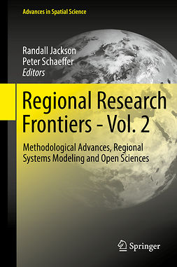 Jackson, Randall - Regional Research Frontiers - Vol. 2, e-bok