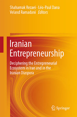 Dana, Leo-Paul - Iranian Entrepreneurship, ebook