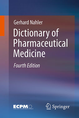 Nahler, Gerhard - Dictionary of Pharmaceutical Medicine, ebook