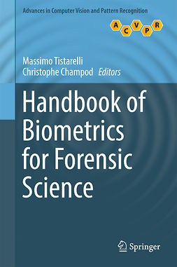 Champod, Christophe - Handbook of Biometrics for Forensic Science, e-bok