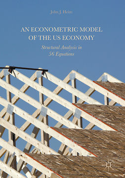 Heim, John J. - An Econometric Model of the US Economy, ebook