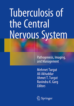 Akhaddar, Ali - Tuberculosis of the Central Nervous System, ebook