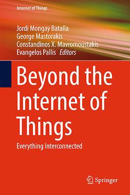 Batalla, Jordi Mongay - Beyond the Internet of Things, e-bok