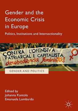 Kantola, Johanna - Gender and the Economic Crisis in Europe, e-kirja
