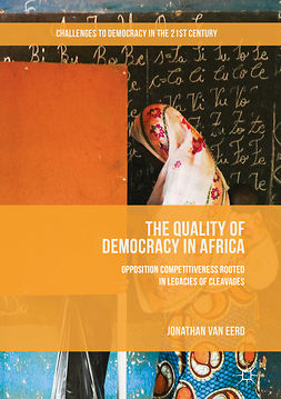 Eerd, Jonathan van - The Quality of Democracy in Africa, ebook