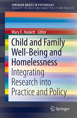 Haskett, Mary E. - Child and Family Well-Being and Homelessness, ebook