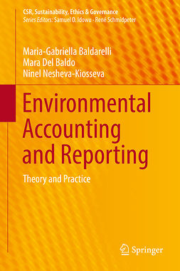 Baldarelli, Maria-Gabriella - Environmental Accounting and Reporting, ebook