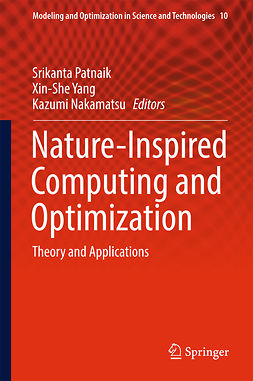 Nakamatsu, Kazumi - Nature-Inspired Computing and Optimization, e-kirja
