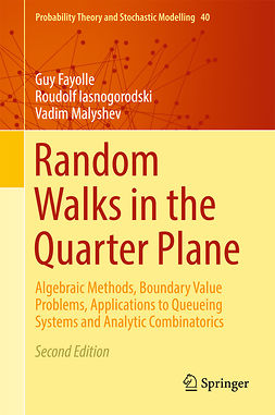 Fayolle, Guy - Random Walks in the Quarter Plane, ebook