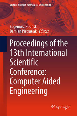 Pietrusiak, Damian - Proceedings of the 13th International Scientific Conference, e-kirja