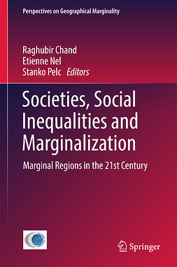Chand, Raghubir - Societies, Social Inequalities and Marginalization, e-bok