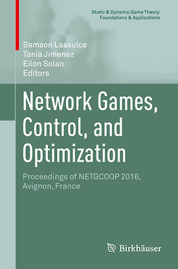 Jimenez, Tania - Network Games, Control, and Optimization, ebook