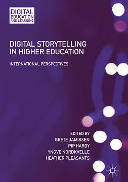 Hardy, Pip - Digital Storytelling in Higher Education, ebook