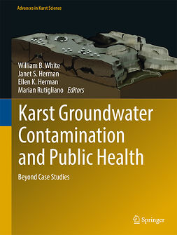 Herman, Ellen K. - Karst Groundwater Contamination and Public Health, ebook