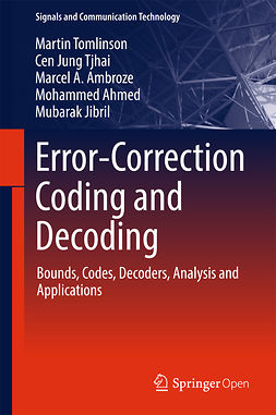 Ahmed, Mohammed - Error-Correction Coding and Decoding, e-kirja