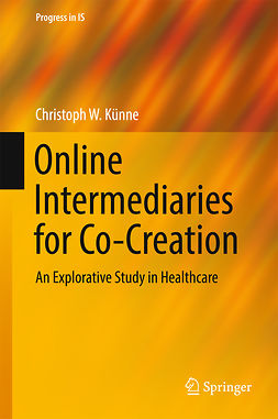 Künne, Christoph W. - Online Intermediaries for Co-Creation, ebook