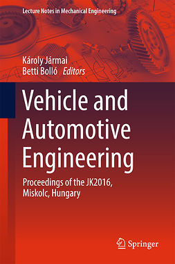Bolló, Betti - Vehicle and Automotive Engineering, ebook