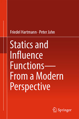 Hartmann, Friedel - Statics and Influence Functions - from a Modern Perspective, ebook