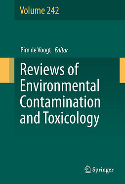 Voogt, Pim de - Reviews of Environmental Contamination and Toxicology Volume 242, e-kirja