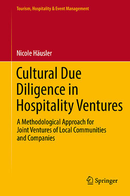 Häusler, Nicole - Cultural Due Diligence in Hospitality Ventures, ebook