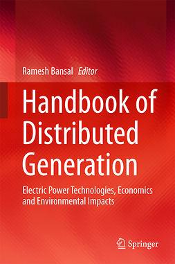 Bansal, Ramesh - Handbook of Distributed Generation, ebook