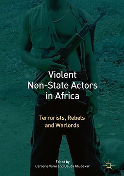 Abubakar, Dauda - Violent Non-State Actors in Africa, ebook