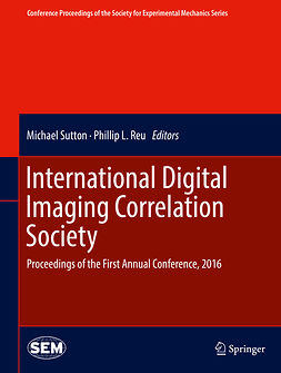Reu, Phillip L. - International Digital Imaging Correlation Society, ebook