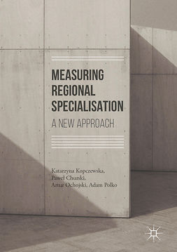 Churski, Paweł - Measuring Regional Specialisation, ebook